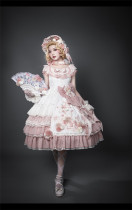 Gloucester Tea Party Rococo Princee Lolita JSK Dress