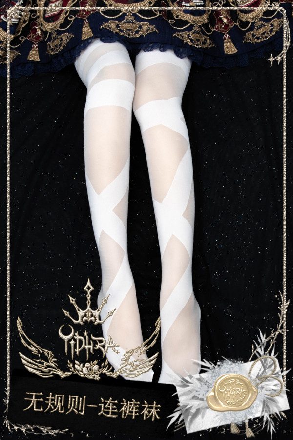Yidhra -Reverberation- Lolita Tights for Summer