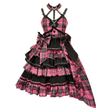 Diamond Honey - Punk Lolita JSK