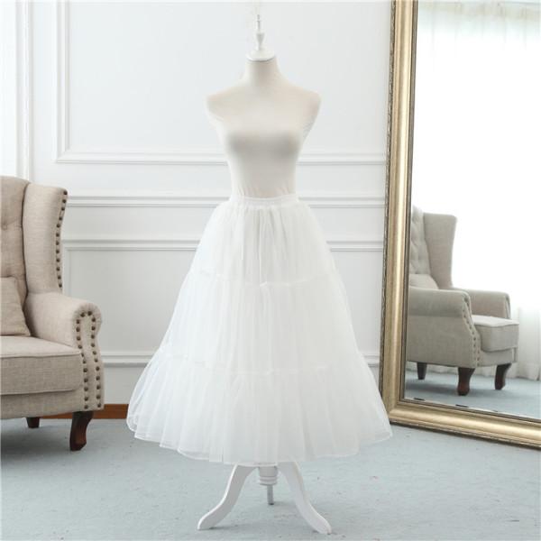 80cm Long Dailywear Lolita Petticoat