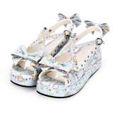 Angelic Imprint - Sweet Lolita Platform Sandals