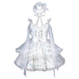 Diamond Honey -Sweet Star Idol- Sweet Lolita JSK Full Set