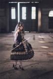 Sika Lolita -Nightmare at Dawn- Elegant Classic Gothic Lolita OP Dress Version II
