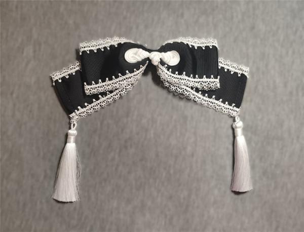 Milu Orig -Echo- Lolita Wristcuff and Hairclip