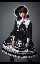 Eternal Night Gothic Lolita OP Dress