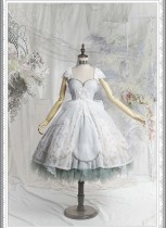 Neo Ludwig -Scarborough Fair- Classic Normal Waist Lolita JSK