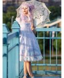 Cat in the Garden Sweet Lolita OP Dress