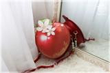 Morning Glory -An Apple- Sweet Lolita Crossbody Shoulder Bag