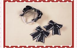Uwowo -Milk Tea- Lolita Headdress