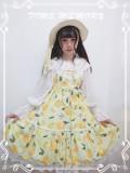 Time Memory Sweet Candy Classic Chiffon Lolita Blouse