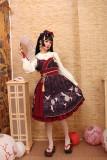 Alice Girl -The Crane- Normal Waist Wa Lolita JSK