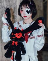 LovelyLota -Demon Rabbit- Lolita Bagpack Crossbody Bag