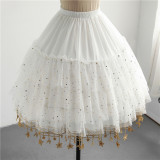 Star River 65cm Long Adjustable Lolita Petticoat