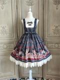 Alice Girl -Teddy Bear- Sweet Lolita JSK