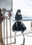 Gloaming -Military Officer- Ouji Lolita OP Dress