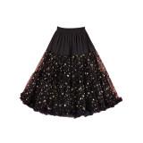 Starry Sky A-line 60cm Long Lolita Petticoat