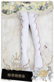 Ruby Rabbit -Ribbon and Fantasy- Lolita Tights for Spring and Autumn
