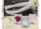 Ruby Rabbit -Vinevive- Lolita Stocking for Summer