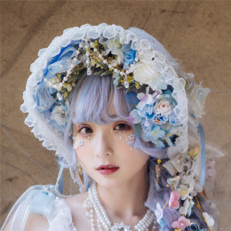 Sakura Maiden Classic Princess Lolita Accessories