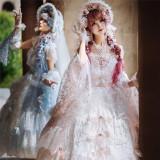Sakura Maiden Vintage Classic Princess Lolita JSK