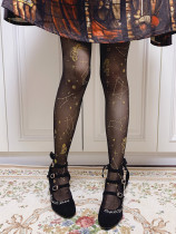 Ruby Rabbit -Angel Constellation- Lolita Tights for Summer