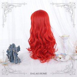 Dalao - Mermaid Tear Long Big Curly Wavy Lolita Wig