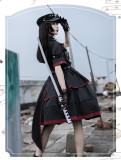 Loser Eat Dust Ouji Military Lolita Hat