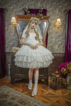 Neverland -The Pride- Halloween Gothic Lolita OP Dress