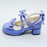 Antaina - Sweet Low Chunky Heel Lolita Shoes