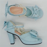 Antaina - Mermaid Sweet Wedge Heel Lolita Sandals
