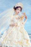 Kiyana -Paradise Kiss- Tea Party Princess Lolita JSK