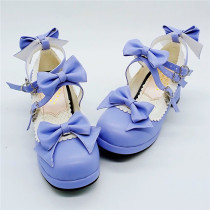Antaina - Sweet Low Chunky Heel Lolita Shoes