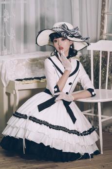 Doirs Night -Sense Of Autumn- Classic Lolita OP Dress