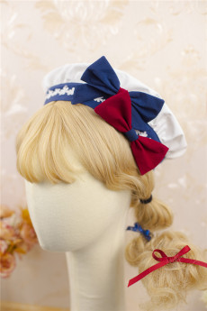 Kiyana -Sailing Holiday- Sailor Lolita Hat