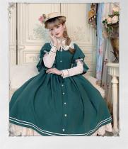 Mystery Maiden Classic Lolita Bonnet