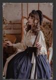 Black and White Vision Classic Lolita Accessories