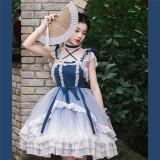 Withpuji -The Star- Sweet Lolita JSK