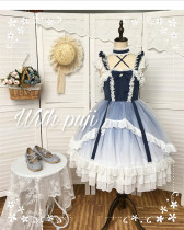 Withpuji -The Star- Sweet Lolita JSK