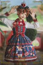CEL -The Greatest Bear- Sweet Lolita JSK