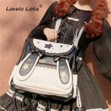 Lovely Lota -Moon and Star Rabbit- Sweet Lolita Backpack