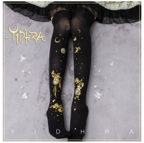 Yidhra -Laurel Rabbit- Lolita Stocking for Spring and Autumn