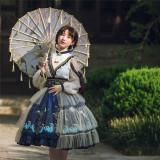 Withpuji -Su Yu- Lolita OP Dress