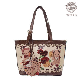 Morning Glory -Bear and Bee- Sweet Lolita Shoulder Bag