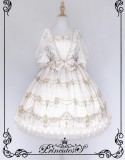 The Gemstone in Box Classic Lolita OP Dress