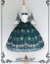The Gemstone in Box Classic Lolita OP Dress