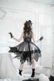 Neverland -Seven Deadly Sins- Halloween Gothic Punk Lolita JSK