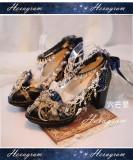 The Constellation - Amazing Princess Tea Party Lolita Heel Shoes