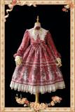 Infanta -Poisonous Apple- Sweet Lolita OP Dress