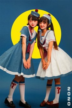 Sing A Lullaby for You -Peace Dove- Sailor Casual Lolita OP Dress