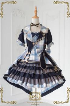 CEL -Thousands of Evening Stars- Sweet Lolita OP Dress